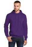 7.8-oz Pullover Hooded Sweatshirt Team Purple Thumbnail