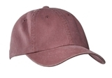 Garment-washed Cap Maroon Thumbnail