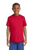 Youth Competitor Tee True Red Thumbnail
