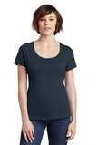 Women's Made Perfect Weight Scoop Tee New Navy Thumbnail