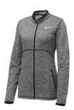 Nike Women's Dry Full-Zip Top Black Thumbnail