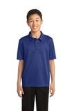 Youth Silk Touch Performance Polo Royal Thumbnail