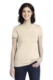 Women's Fine Jersey T-Shirt Creme Thumbnail
