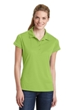Contrast Stitch Polo Shirt Green Oasis Thumbnail