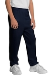 Youth Sweatpant Navy Thumbnail