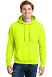Ultrablend Pullover Hooded Sweatshirt Safety Green Thumbnail