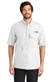 Eddie Bauer Short Sleeve Performance Fishing Shirt White Thumbnail