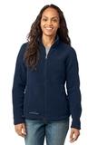 Women's Eddie Bauer Full-zip Fleece Jacket River Blue Thumbnail