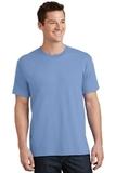5.5-oz 100 Cotton T-shirt Light Blue Thumbnail