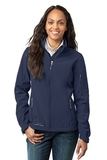 Women's Eddie Bauer Soft Shell Jacket River Blue Navy Thumbnail