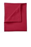 Core Fleece Sweatshirt Blanket Red Thumbnail