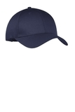 6-panel Twill Cap True Navy Thumbnail