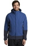 Eddie Bauer WeatherEdge Jacket Cobalt Blue with River Blue Navy Thumbnail