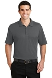 Silk Touch Interlock Performance Polo Sterling Grey Thumbnail