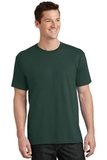 5.5-oz 100 Cotton T-shirt Dark Green Thumbnail