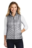Women's The North Face ThermoBall Trekker Vest Mid Grey Thumbnail