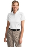 Women's Snag-proof Uniform Polo White Thumbnail