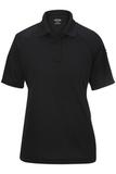 Women's Edwards Tactical Snag-proof Short Sleeve Polo Black Thumbnail