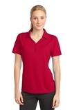 Women's Sport-tek Posicharge Micro-mesh Polo True Red Thumbnail