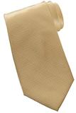 Men's Herringbone Tie Maize Thumbnail