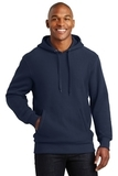 Super Heavyweight Pullover Hooded Sweatshirt True Navy Thumbnail