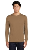 Competitor Long Sleeve Tee Woodland Brown Thumbnail
