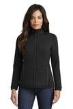 Women's OGIO Axis Bonded Jacket Blacktop Thumbnail