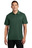 Tall Micropique Sport-wick Polo Forest Green Thumbnail