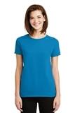Women's Ultra Cotton 100 Cotton T-shirt Sapphire Thumbnail