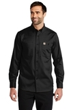 Rugged Professional Series Long Sleeve Shirt Black Thumbnail