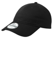 New Era Adjustable Unstructured Cap Black Thumbnail