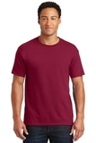50/50 Cotton / Poly T-shirt Cardinal Thumbnail