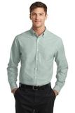 Superpro Oxford Shirt Green Thumbnail