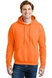 Ultrablend Pullover Hooded Sweatshirt S. Orange Thumbnail