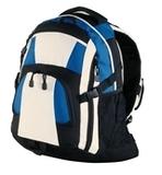 Urban Backpack Black with Royal and Stone Thumbnail