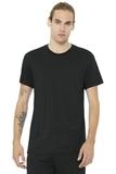 BELLACANVAS Unisex Jersey Short Sleeve Tee Vintage Black Thumbnail