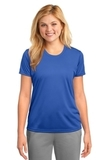 Women's Essential Performance Tee Royal Thumbnail