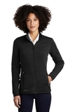 Women's Eddie Bauer Sweater Fleece Full-Zip Black Thumbnail