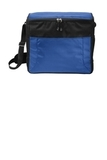 24-Can Cube Cooler Twilight Blue with Black Thumbnail