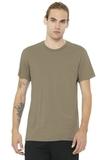 BELLACANVAS Unisex Jersey Short Sleeve Tee Tan Thumbnail