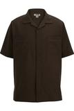 Edwards Men's Pinnacle Service Shirt Chocolate Thumbnail