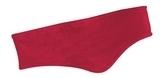 Stretch Fleece Headband Red Thumbnail