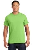 Ultra Blend 50/50 Cotton / Poly T-shirt Lime Thumbnail