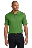 Performance Fine Jacquard Polo Shirt Vine Green Thumbnail