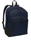 Basic Backpack Navy Thumbnail