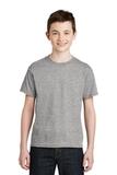 Youth Ultra Blend 50/50 Cotton / Poly T-shirt Sport Grey Thumbnail