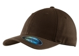 Flexfit Garment Washed Cap Brown Thumbnail