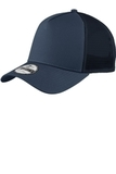 Era Snapback Trucker Cap Deep Navy with Deep Navy Thumbnail