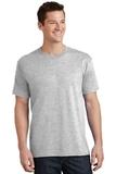 5.5-oz 100 Cotton T-shirt Ash Thumbnail