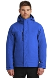 Traverse Triclimate 3-in-1 Jacket Monster Blue with TNF Black Thumbnail